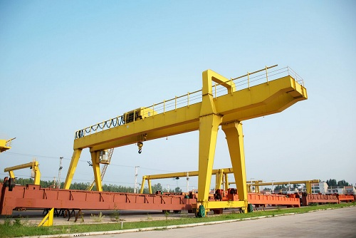 TICO double girder gantry crane