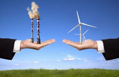 Advantages and prospect of wind power